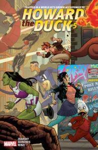 Howard The Duck (2015) #005