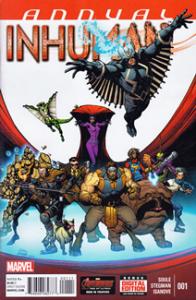 Inhuman Annual (2015) #001
