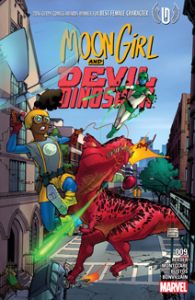 Moon Girl and Devil Dinosaur (2016) #009