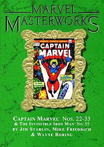 Marvel Masterworks - Captain Marvel (2005) #003