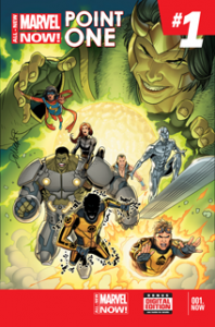 All-New Marvel Now! Point One (2014) #001