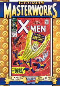 Marvel Masterworks - X-Men (1987) #003