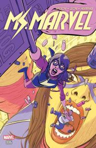 Ms. Marvel (2016) #006