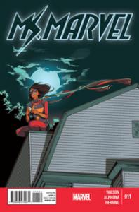 Ms. Marvel (2014) #011