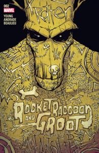 Rocket Raccoon & Groot (2016) #002