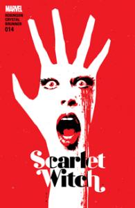 Scarlet Witch (2016) #014