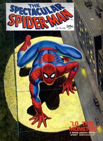 Spectacular Spider-Man (1968) #001