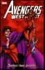 Avengers West Coast: Darker Than Scarlet TPB (2008) #001