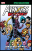 West Coast Avengers Epic Collection (2018) #001