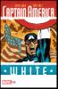 Captain America - White (2008) #001