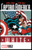 Captain America - White (2008) #002