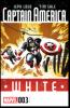 Captain America - White (2008) #003