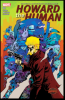 Howard the Human (2015) #001