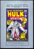 Marvel Masterworks - Incredible Hulk (1989) #001