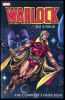 Warlock by Jim Starlin: The Complete Collection (2014) #001