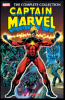 Captain Marvel by Jim Starlin: the Complete Collection TPB (2016) #001