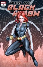 Web of Black Widow (2019) #005