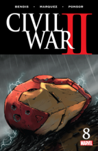 Civil War II (2016) #008