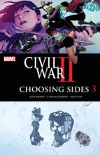 Civil War II: Choosing Sides (2016) #003