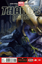 Thanos Rising (2013) #001
