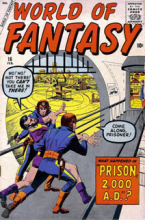 World Of Fantasy (1956) #016