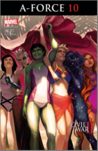 A-Force (2016) #010