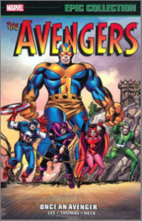 Avengers Epic Collection (2014) #002