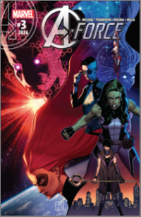 A-Force (2016) #003