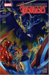 All-New, All-Different Avengers (2016) #002