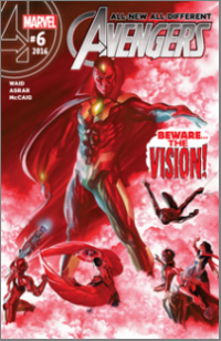 All-New, All-Different Avengers (2016) #006