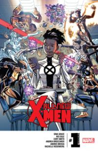 All-New X-Men Annual (2017) #001