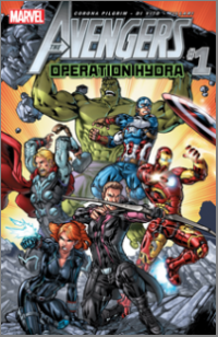Avengers: Operation HYDRA (2015) #001
