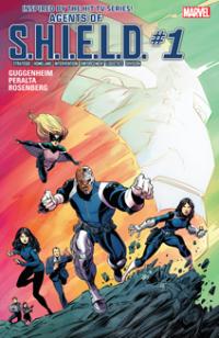 Agents of S.H.I.E.L.D. (2016) #001