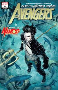 Avengers (2018) #009