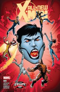 All-New X-Men (2016) #009