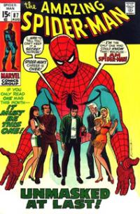 Amazing Spider-Man (1963) #087