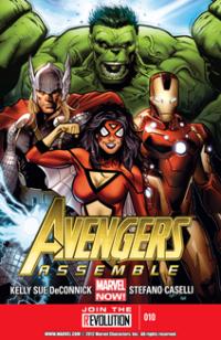 Avengers Assemble (2012) #010