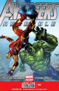 Avengers Assemble (2012) #011