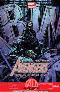 Avengers Assemble (2012) #014.AU