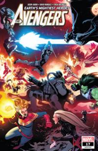 Avengers (2018) #017