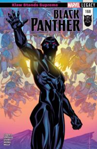 Black Panther (2017) #168