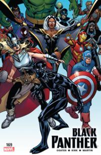 Black Panther (2017) #169
