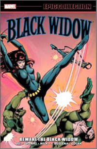 Black Widow Epic Collection (2020) #001
