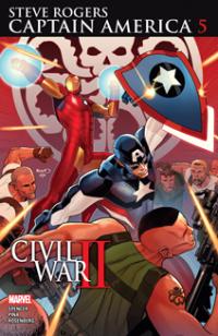 Captain America: Steve Rogers (2016) #005