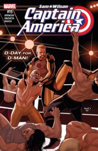 Captain America: Sam Wilson (2015) #015