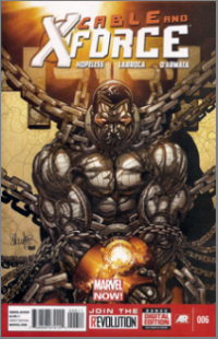 Cable And X-Force (2013) #006