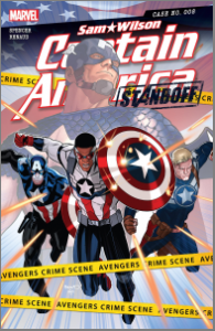Captain America: Sam Wilson (2015) #008