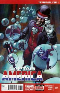 Captain America (2013) #017
