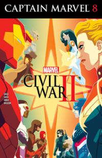 Captain Marvel (2016) #008