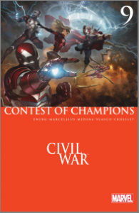 Contest of Champions (2015) #009